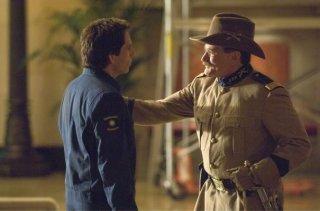 Ben Stiller ritrova l'amico Teddy Roosevelt/Robin Williams in Una notte al museo 2: la fuga