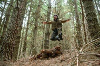 Hugh Jackman impegnato in una spettacolare sequenza di X-Men - Le origini: Wolverine