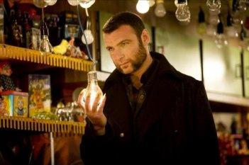 il cattivo Liev Schreiber in una scena di X-Men - Le origini: Wolverine