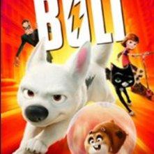 La copertina di Bolt - un eroe a quattro zampe (dvd)