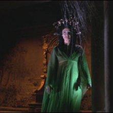 Prudence Hyman è la gorgone nel film Lo sguardo che uccide