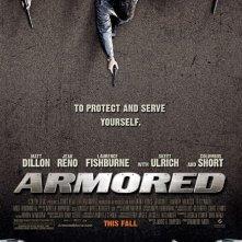 La locandina di Armored