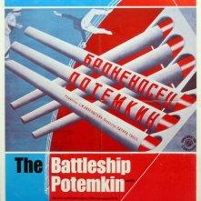 La locandina di La corazzata Potemkin