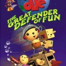 La locandina di Rolie Polie Olie: The Great Defender of Fun
