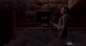Michael Emerson viene giudicato nell'episodio Dead is Dead di Lost