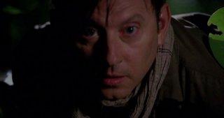 Un primo piano di Michael Emerson in una scena dell'episodio Dead is Dead di Lost