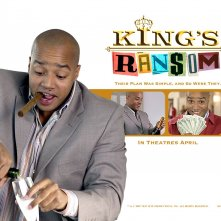 Donald Faison in un wallpaper del film King's Ransom, del 2005