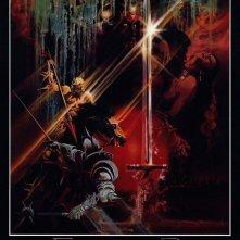 La locandina di Excalibur