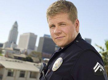 Michael Cudlitz è John nella serie TV Southland