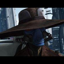 Una scena dell'episodio Hostage Crisis di Star Wars: Le guerre dei cloni
