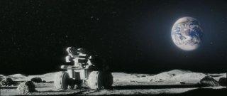 Una scena di Moon