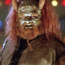 Abraham Benrubi è Olaf nella serie televisiva Buffy