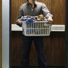 Hal Ozsan in un momento dell'episodio ' It happened one night ' della terza stagione di Kyle XY