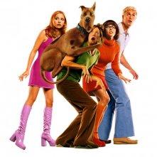 Linda Cardellini, Freddie Prinze jr. e Sarah Michelle Gellar in Scooby Doo