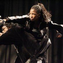Rutina Wesley in una scena del film How She Move, del 2007