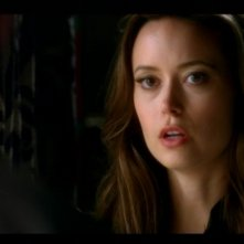 Summer Glau in una scena dell'episodio Born to Run di Terminator: The Sarah Connor Chronicles