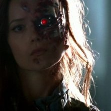 Summer Glau nell'episodio Born to Run di Terminator: The Sarah Connor Chronicles