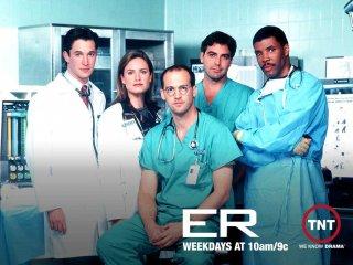 Wallpaper di E.R. - Medici in prima linea