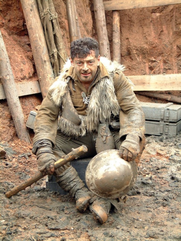 Andy Serkis In Deathwatch 112020