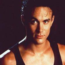 Brandon Lee è il protagonista di Drago d'acciaio