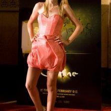 Dakota Fanning alla premiere di Coraline