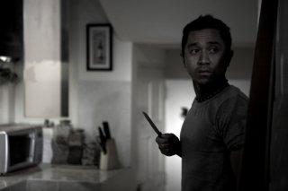 Una bella sequenza dell'horror Takut: Faces of Fear
