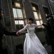 Una immagine del film K-20: Legend of The Mask, presentato al Far East Film Festival 2009