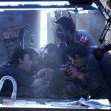 Una sequenza dell'horror Takut: Faces of Fear, presentato al Far East Film Festival 2009
