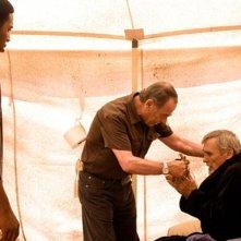 Dennis Hopper, Dean Stockwell e Jocko Sims nell'episodio 'Los Muertos' della serie tv Crash