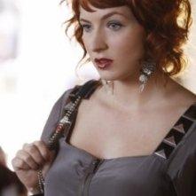 Diablo Cody in una scena dell'episodio Okaeri, Donna! di 90210