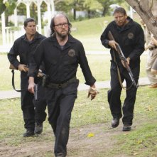 Eric Lange in una scena dell'episodio The Variable di Lost