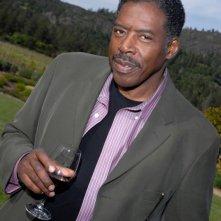 Ernie Hudson e un buon vino