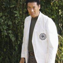 François Chau in una scena dell'episodio The Variable di Lost