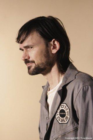 Jeremy Davies in una scena dell'episodio The Variable di Lost