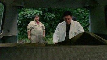 Jorge Garcia e François Chau nell'episodio Some Like It Hoth di Lost