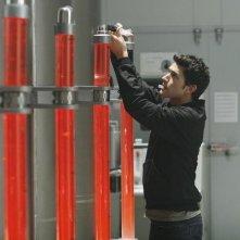 Matt Dallas nei panni di Kyle Kyle nell'episodio Bringing Down the House della serie Kyle XY