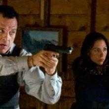 Un'immagine dell'episodio 'The Pain won't stop' della serie tv Crash