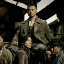 Una scena del film Ip Man, diretto da Wilson Yip