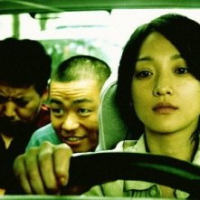 Una scena del film The Equation of Love and Death (Li mi de cai xiang, 2008)