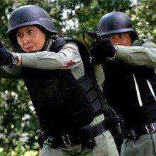 Una scena di Tactical Unit: Comrades in Arms ( 2009 )