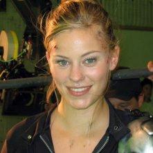 Cassidy Freeman è Veronica Sharpe in Razor Sharp (2006)