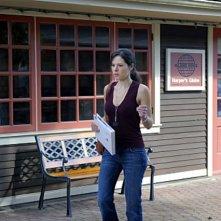 Elaine Cassidy nell'episodio Crackle della serie Harper's Island