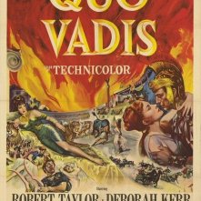 La locandina di Quo Vadis?