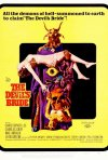 Locandina americana di 'The Devil Rides Out'