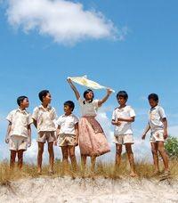 Una immagine del film The Rainbow Troops, del 2008