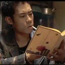 Una sequenza del film Fish Story (Fisshu sutôrî), Presentato al Far East Film 2009 nella sezione 'Japan'