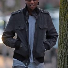 Edi Gathegi a Vancouver sul set di Twilight: New Moon