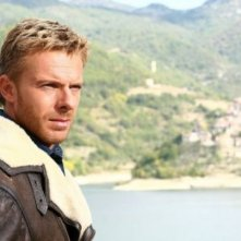 Kaspar Capparoni è Luca nella fiction Al di là del lago