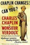 La locandina di Monsieur Verdoux