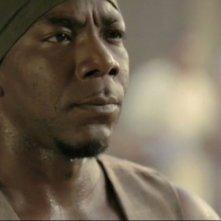 Laurence Mason in una scena di Prison Break (terza stagione)